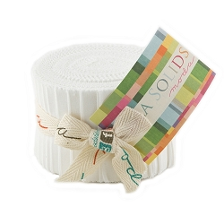 Moda Jr. Jelly Roll Bella White