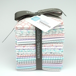 QT Sorbets Cotton Candy 20 PC Fat Quarter Bundle