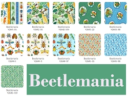 Clothworks Beetlemania 11 PC Fat Quarter Bundle