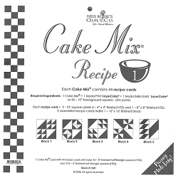 Miss Rosie's Cake Mix Recipe 1