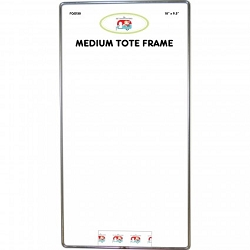 Medium Wire Tote Frame 18