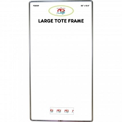Large Wire Tote Frame 20