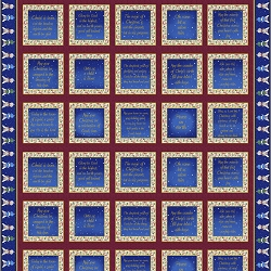 Blank Quilting Silent Night 24