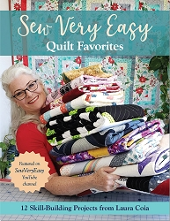 Sew Very Easy Quilt Favorites Book