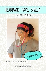 Headband Face Shield Pattern