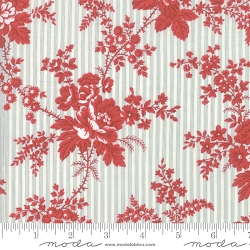 Moda Northport Prints 14880 11 Blue Red