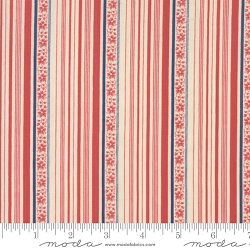 Moda Northport Prints 14885 13 Red