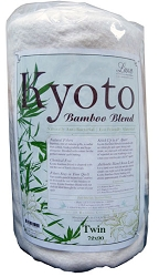 Kyoto Bamboo Blend Batting Twin