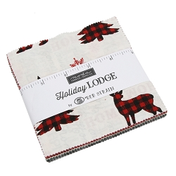 Moda Holiday Lodge Deb Strain Charm Pack