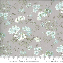Dover 18700 14 Field Floral Grey