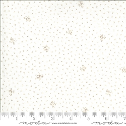 Dover 18702 11 Little Floral Linen White