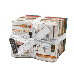 Moda Explore 32 piece Fat Quarter Bundle by Deb Strain