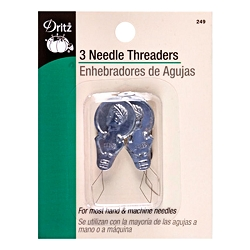 Dritz Wire Needle Threader- 3 ct