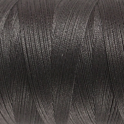 Aurifil 100% Cotton Mako Thread 50wt 1300m- 2630 Dark Pewter