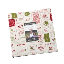 Moda The Christmas Card by Sweetwater Layer Cake