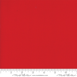 Moda Bella Solids 9900 16 Christmas Red