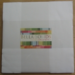 Moda Bella Solids White Layer Cake