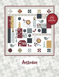 Little Red Amsterdam Pattern