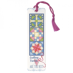 Quilting Friends Bookmark