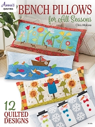 By Annie's Bench Pillows for All Seasons