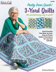Pretty Darn Quick 3-yard Quilts Book