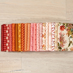 Andover Secret Stash Warm Stash Jelly Roll