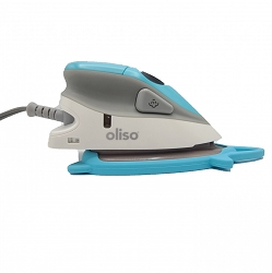 Oliso Mini Iron With Trivet (4 Color Options)