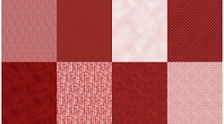 Hoffman Q4481-78 Spectrum Scarlet 2 Yard Panel