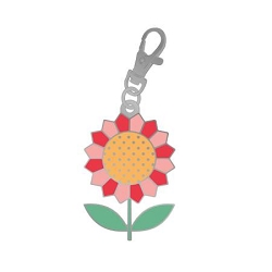 Lori Holt Enamel Happy Charms Flower