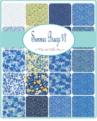 Summer Breeze VI Fat Quarter Bundle