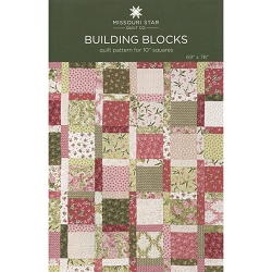 Building Blocks Quilt Pattern by Missouri Star Quilt Company