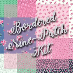 Guest Room Bordered Nine Patch Kit