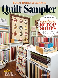 Quilt Sampler Fall/ Winter 2020 Magazine