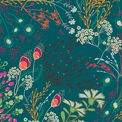 Art Gallery Fabrics Legendary LGD-39705 Meadow Bold