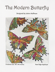 The Modern Butterfly Pattern by JoAnn Hoffman