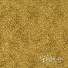 Hoffman Winter Blossom Gold P7618-47G