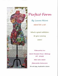 Laura Heine Perfect Form Pattern