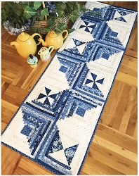 Rick Rack Table Runner Pattern