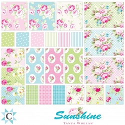 Clothworks Sunshine 2-1/2
