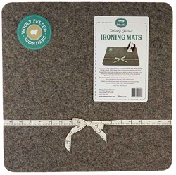Wooly Felted Ironing Mat 13.5