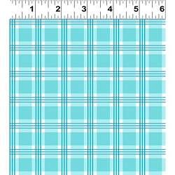 Clothworks Sunshine Plaid Y2902-33