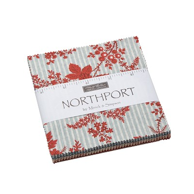 Moda Northport Prints Charm Pack
